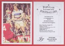 Queens Park Rangers Peter Eastoe 20